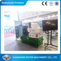 Biomass Wood Press Pellet Mill Production Line with CE Certification Manufactures