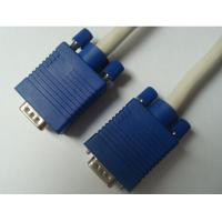 China 1 Meter 9 Pin Round DB9 Cable Connector For Computers , Cable To Board Type on sale