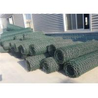 Hot Dipped Galvanized Double Twist Woven Steel Wire Mesh Gabion Cage Box Manufactures