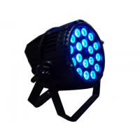 High Lumen Outdoor LED Par18x10w Rgbw 4in1 Ip65 Waterproof Par Lighting Stage Lights Manufactures