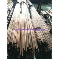 Copper Brass Seamless / Welded Pipe , ASTM 135 , ASTM B43 , GB1527 , GB/T 26290 TP2 , H62 , H65 , H68 , H70 Manufactures