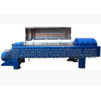 2Phase Solid Removing Machine Horizontal Decanter Centrifuges For Coagulated Blood Separation Manufactures