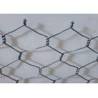 Heavy Galvanized Gabion Wire Mesh Gabion Basket Fence For Water Conservancy Manufactures