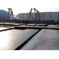 Uncoiled Pre Painted Hot Rolled Steel Plate With Polished Surface Treatment Manufactures