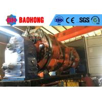 Back Twist Cable Rigid Stranding Machine , Multi Core Wire Laying Machine Manufactures
