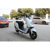 Street Legal Motor Electric Scooter Bike High Safety With Lithium Ion Battery Manufactures