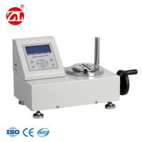 CE Universal Testing Machine LCD Digital Torsion Spring Tester For  Electric , Light Industry Manufactures