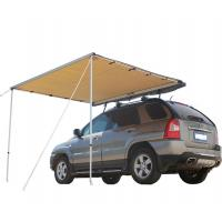 Quality 2016 Aluminum Frame Car Side Awning Tents Sun Shelter for sale