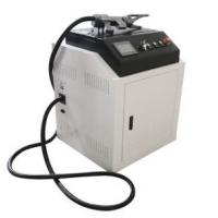 China Small Size Handheld Laser Cleaning Machine Rust Removal Mold Cleaning Paint Removal on sale
