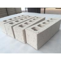 Customized White Clay Hollow Blocks For Wall Building Construction 230 X 76 x 70 mm Manufactures
