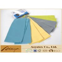 4PK Multi - purpose Super Absorbent Microfiber Cleaning Cloth for Screen , glass Manufactures