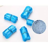 Custom Blue Disposable Waterproof Shoe Covers  Low Density Lint - Free Manufactures