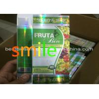 China Fruta biobottle Natural Slimming Capsule / weight loss pills 30 on sale