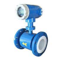 High temperature Type Electromagnetic Flow Meter Manufactures