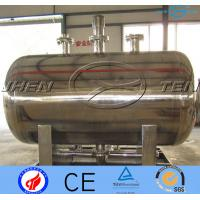 Long Life  Stainless Steel Water Tank 5000 Gallon Water Tank Manufactures