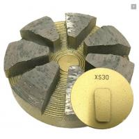 Metal Bond Concrete Diamond Grinding Disc with Single Pin Lock For PrepMaster Grinder Manufactures