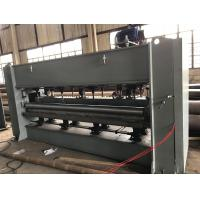 2000-7000mm High Density Felt Making Equipment , Non Woven Fabric Manufacturing Machine Manufactures