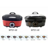 Professional Electric Multi Cooker 8 In 1 Dishwasher Safe Customize Cooking Time Manufactures