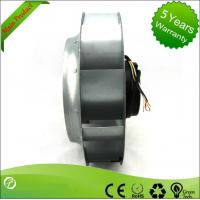 Quality Brushless DC Centrifugal Fan With Single Double Inlet Impeller For Exhaust for sale