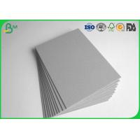 File Holding Grey Board Paper Different Thickness 350gsm 787mm Width In Roll Manufactures