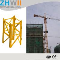 Steel mast section for tower crane Manufactures