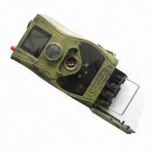 8MP MMS/GPRS 940NM Digital Hunting Camera with Black IR Flash Manufactures