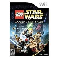 LEGO Star Wars: The Complete Saga (Wii, 2007) Manufactures