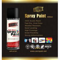 Good Adhesiveness High Temp Spray Paint For Stacks / Mufflers / Boilers Manufactures