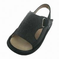China Baby shoes with squeaky outsole on sale