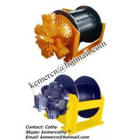 dredger hydraulic winch manufactuer Manufactures