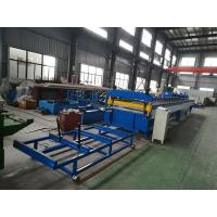 IBR Trapezoidal Roof Wall Panel Roll Forming Machine Metal PPGI Galvanized Steel Profile Lines Manufactures