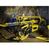 Max rod size 89mm Underground Core Drill Rig  with NQ dirlling depth 760m Power 75kw Manufactures