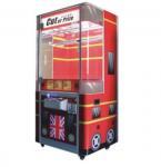 Metal Frame Cut String Vending Game Machine / Toy Catcher Machine Manufactures