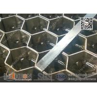 2.0X20X50mm 310S Hexmesh for Refractory Lining | China Hexsteel Manufacturer Manufactures
