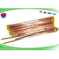 EDM Copper Electrode Tube 2.0*400mm Multi hole Type For EDM Drill Machine Process Manufactures