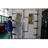 Double Door 35.2 Cubic Constant Temperature Walk-in Environmental Chamber Manufactures