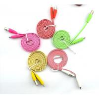 Mike mini flat wire cable color Manufactures