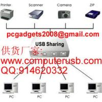 USB2.0 Sharing Switch Automatically Printer Switch Sharer Manufactures