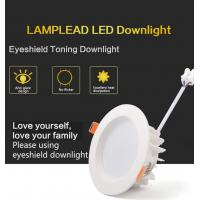 3W5W7W LED Color change downlights  led toning downlight Manufactures
