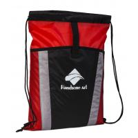 Promotional Drawstring Sports Bag with Custom Logo Imprint-HAD14020 Manufactures