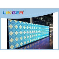 10mm Full Color Led Display Outdoor , Large Led Screen CE / ROHS Approved Manufactures