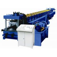 Automatic Cold Roll Forming Machine For Stadiums Wall Surface Support Purlin Manufactures