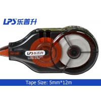 Student Correction Runner 12mm Plastic Red Colored Correction Tape No.9900 Manufactures
