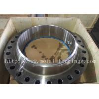 Non-Standard  Or Customized Stainless Steel Flange PED Certificates ASME / ASTM-2013 Manufactures