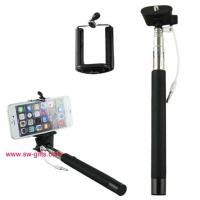 Universal Extendable Handheld Mobile Phone Monopod Camera Tripod Phone Holder Stick Manufactures
