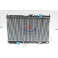 Plastic Tank Mitsubishi Radiator With Aluminum Core Of LANCER ' 2003 Manufactures