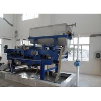 Industrial Textile wastewater sludge removal equipment Belt filter press Economical and reliable Manufactures