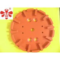 Silver Brazed Diamond Cutting Blade , Grinding Head  Diamond Cup Wheel  Floor Grinding Plate Manufactures
