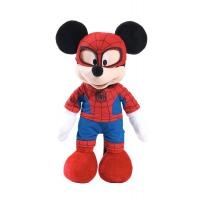 Quality Marvel Disney Spiderman / Hulk / /Iron Mickey Mouse And Minnie Mouse Stuffed Animals Toys for sale