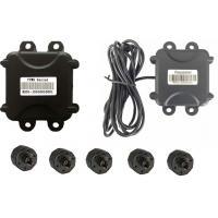 Heavy truck TPMS tire pressure monitoring system with RS232 serial port and GPS data Sync Manufactures